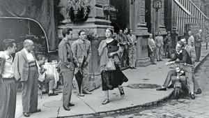 Eine Amerikanerin in Florenz
