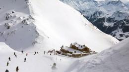 Globalisierter Schnee