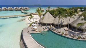 Das maledivischste Resort auf den Malediven