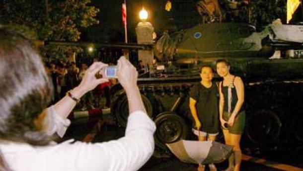 Thailand-Urlaub bisher unbedenklich