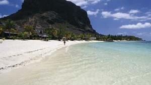 Das blaue Mauritius