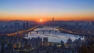 Seoul ist eine Stadt wie aus dem Reagenzglas eines urbanistischen Retortenlabors.