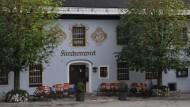 Das Stammlokal von Thomas Bernhard: der Kirchenwirt in Ohlsdorf