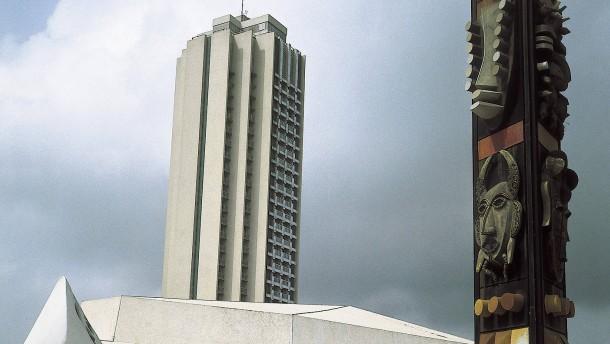 Ein Hotel  als Utopie