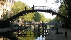 Die große Liebe  ruht am Grunde  des Kanals