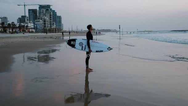Heiliges surfland der