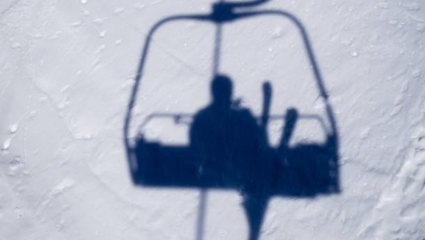 Bei Schneefall ist es billiger
