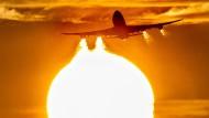 Sehnsuchtsbild: Der Traum vom Fliegen hat in Zeiten der Pandemie eine ganz neue Bedeutung bekommen.