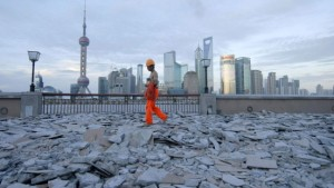 Tock-Tock ist kein Takt in Schanghai