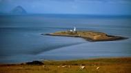 Eine Schicksalsinsel Schottlands und gleichzeitig ein Legendenort: die Isle of Arran.
