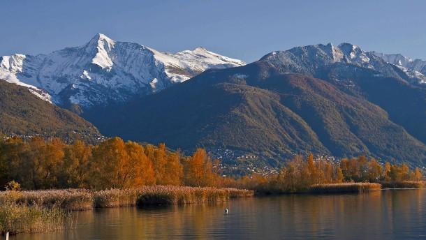 Und Ascona gehört mir