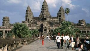 Verblassende Fresken, einstürzende Tempel