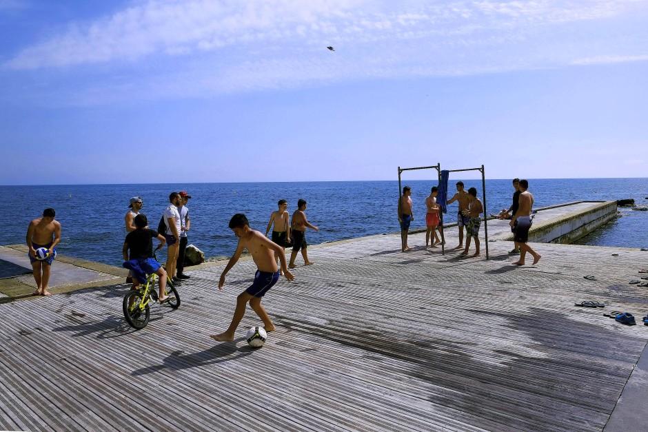 Mit dem Tourismus läuft es gut: Zypern erholt sich erstaunlich schnell von seiner Krise.