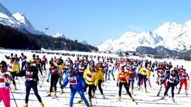 Einmalige Erlebnisse für Skilangläufer