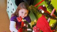Ob der Weihnachtsmann oder das Christkind die Geschenke bringt, ist nicht Ansichts- sondern Ländersache.