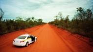 Im australischen Outback kommt man der Natur nahe
