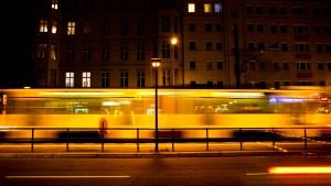 Die Stadt, die Lichter