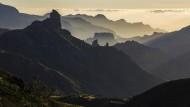 Das phantastische Zerstörungswerk der Erdgeschichte: Felsformationen im Herzen von Gran Canaria bei Tejeda, das zu den schönsten Dörfern Spaniens zählt.
