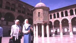 Pilgerfahrt in Syriens Hauptstadt