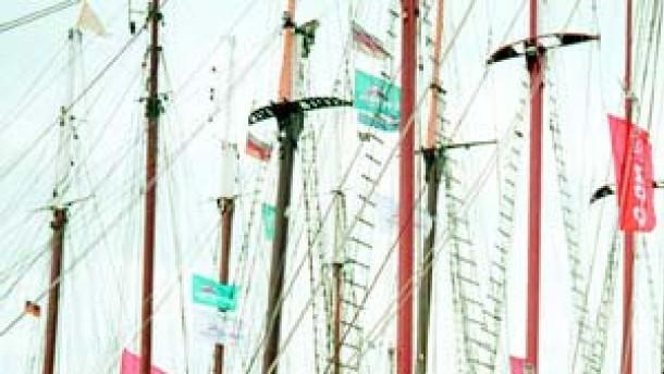 Leben lernen auf dem Segelschiff