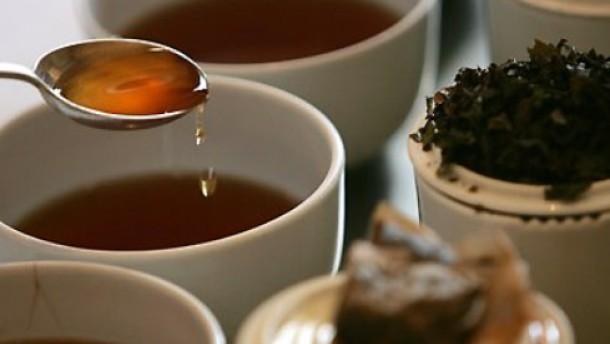 Ganz einfach eine gute Tasse Tee