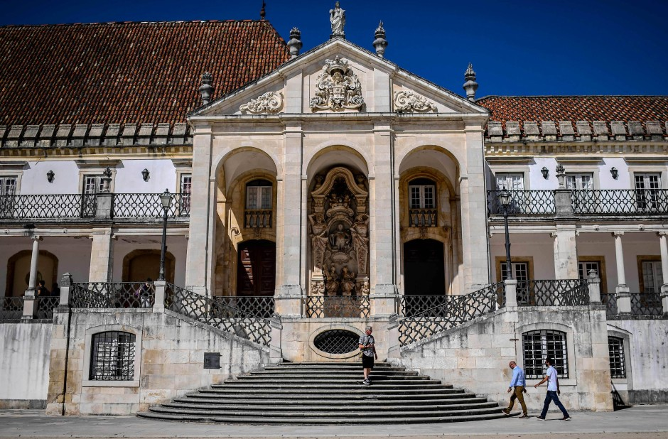 Und nach dem Essen der Kunstgenuss: Von Mealhada ist es nur ein Katzensprung in die alte Universitätsstadt Coimbra.