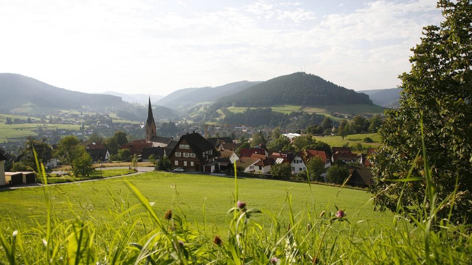Heimat ganz besonderer Menschen: Baiersbronn ist noch nie ein gewöhnliches Schwarzwaldstädtchen gewesen.