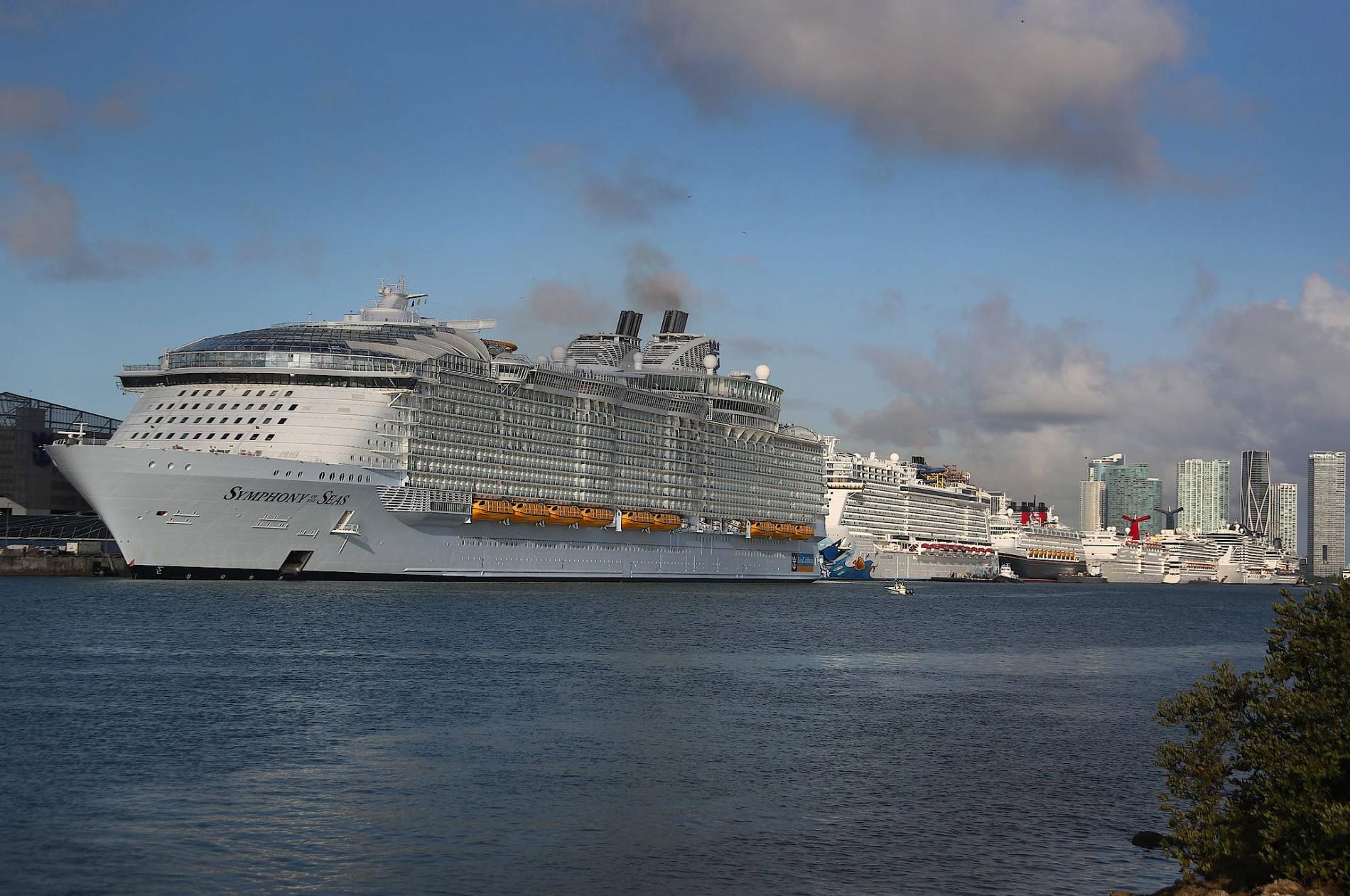 wieviel kreuzfahrtschiffe gibt es weltweit