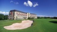 """Nur für Profis: Das """"Celtic Manor-Resort"""" wird während des Ryder Cup die besten Golfspieler der Welt beherbergen"""