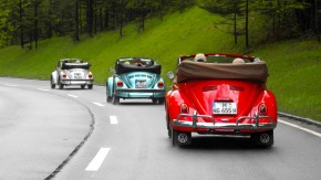 Ein Auto voller Macken, dennoch heiß geliebt: VW-Käfer als Cabriolet