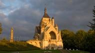 Sakraler Gedenkort für das Trauma der Nation: Die Chapelle de la Reconnaissance in Dormans treibt das Pathos der Erinnerung auf die Spitze.