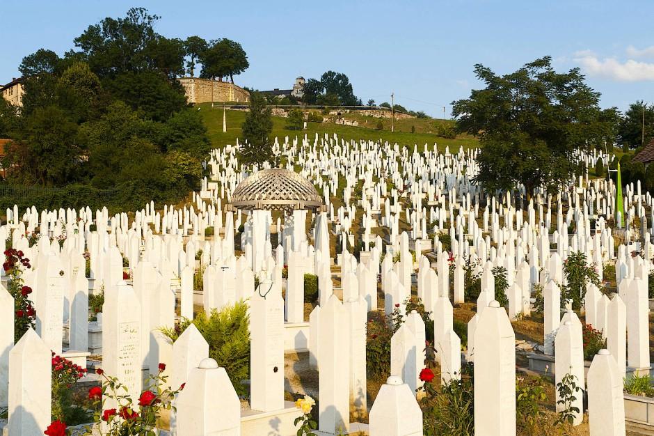 Ferngeborenen steht kein Urteil zu: Der Friedhof der Märtyrer.