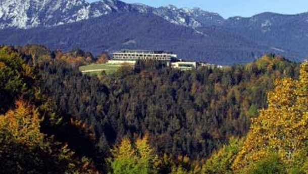 Luxus auf dem Obersalzberg