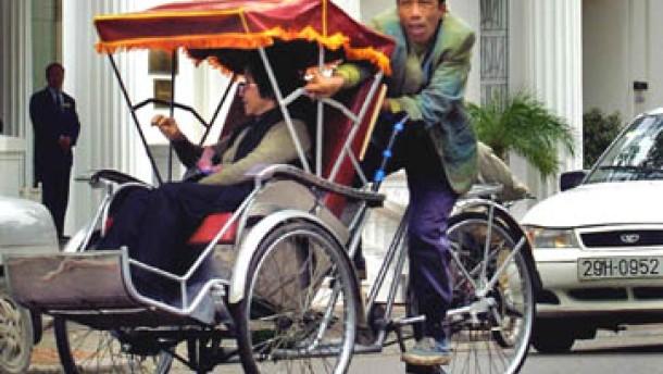 Eine politisch korrekte Pauschalreise durch Vietnam