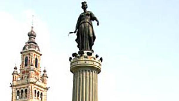 Lille: Das Aschenputtel Frankreichs putzt sich heraus