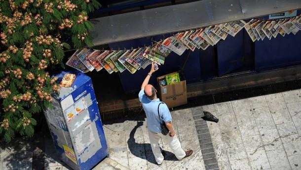 Das Leben ist ein Kiosk