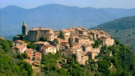 Dem Himmel entgegen, der Erde entrückt: Die Dörfer entlang des Franziskusweges wie Stroncone wollen Gott ganz nah sein.