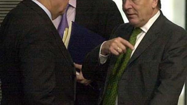 Zeitung: Schröder soll PR für russische Firmen machen