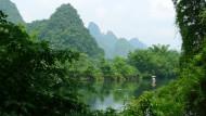 Dem Poeten Fang Chengda wollte im zwölften Jahrhundert niemand glauben, dass es in Guilin wirklich so aussieht. Heute gibt es zum Glück Fotografien.