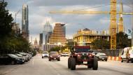 Schlagader des Lebensgefühls: An der South Congress Avenue darf jeder Bewohner von Austin sein, wie er will – jedenfalls, bis ihn der Boom einholt.
