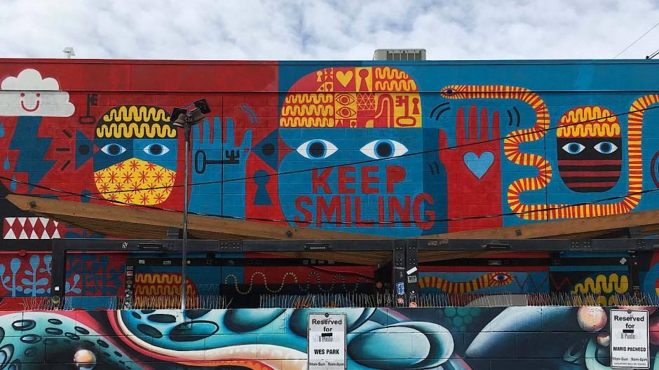 Anfang September feiert das Streetartfestival Crush, das im RiNo-Viertel in Denver stattfindet, sein zehnjähriges Bestehen.