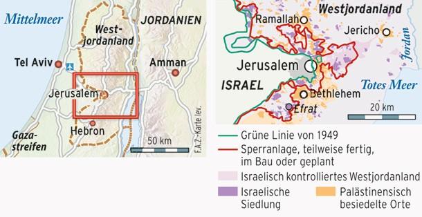 Bilderstrecke Zu Westjordanland Ferien Mit Schuss Bild 2 Von 3 Faz
