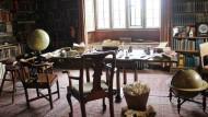 Wo die Tinte spritzte und der Tabak qualmte, wenn er schrieb: Rudyard Kiplings Arbeitszimmer.