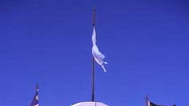 Streit um des Kaisers Bart in Swakopmund