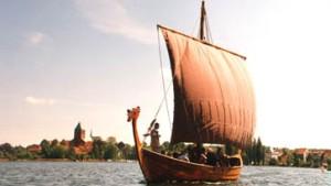 Zwischen Daressalam und Wikingerschiff
