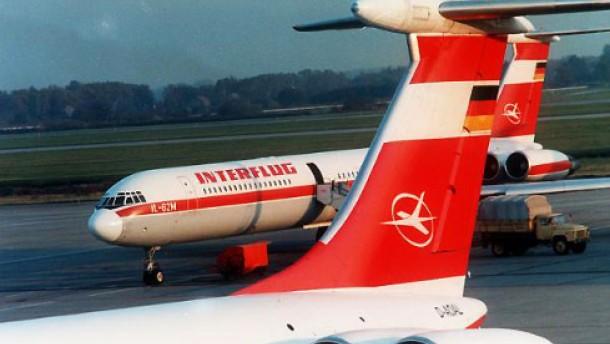 Was von der DDR-Staatsfluggesellschaft blieb