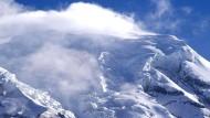 Der Koloss am Äquator: gewaltige 6310 Meter misst der Vulkan Chimborazo in der ecuadorianischen Provinz Riobamba.