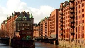 Hamburg zwischen Fußball und Kunst