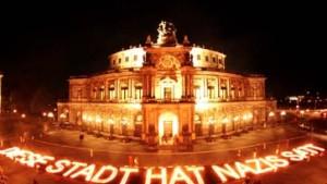 Steiniges Wochenende in Dresden