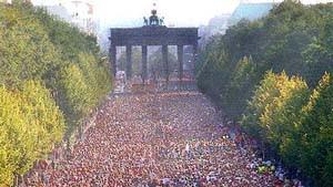 Berlin: Laufend durch den Grunewald